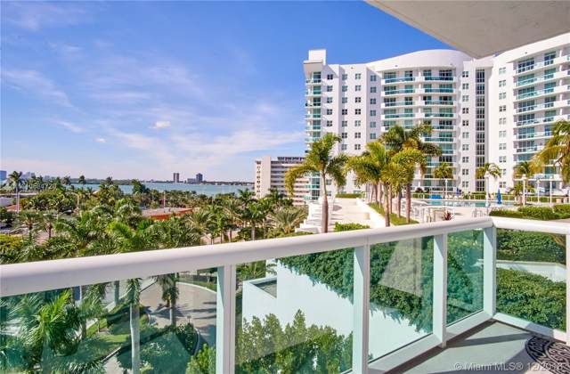 7900 Harbor Island Dr #613, North Bay Village, FL 33141 (MLS #A10584720) :: The Howland Group
