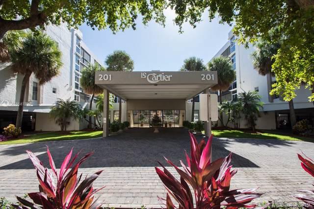 201 178th Dr #435, Sunny Isles Beach, FL 33160 (#A10587032) :: Dalton Wade