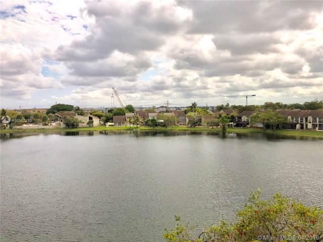 9359 Fontainebleau Blvd F401, Miami, FL 33172 (MLS #A10597293) :: Berkshire Hathaway HomeServices EWM Realty