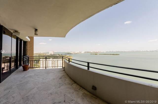 720 NE 69 Street 23N, Miami, FL 33138 (MLS #A10600702) :: Berkshire Hathaway HomeServices EWM Realty