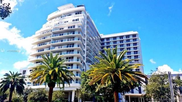 4250 Biscayne Blvd #816, Miami, FL 33137 (MLS #A10600955) :: The Jack Coden Group