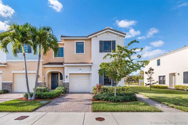 420 NE 194th Ter, Miami, FL 33179 (MLS #A10603231) :: Ray De Leon with One Sotheby's International Realty