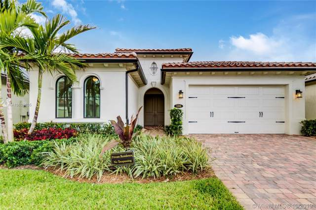 1106 SW 113th Way, Pembroke Pines, FL 33025 (MLS #A10607005) :: The Teri Arbogast Team at Keller Williams Partners SW