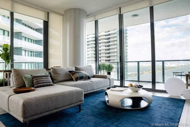 480 NE 31st Street #3007, Miami, FL 33137 (MLS #A10607445) :: Ray De Leon with One Sotheby's International Realty