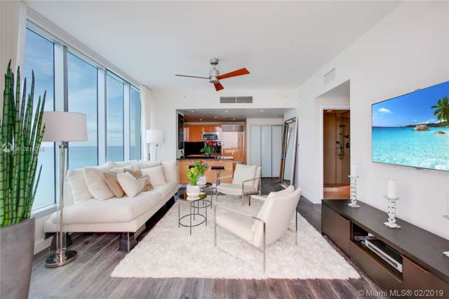 6899 Collins Ave #1604, Miami Beach, FL 33141 (MLS #A10610045) :: The Paiz Group