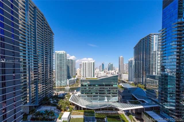 45 SW 9th St #2508, Miami, FL 33130 (MLS #A10613226) :: The Adrian Foley Group