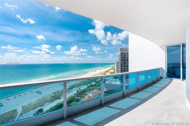 5959 Collins Ave #1605, Miami Beach, FL 33140 (MLS #A10613654) :: ONE Sotheby's International Realty