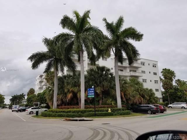 9700 E Bay Harbor Dr #209, Bay Harbor Islands, FL 33154 (MLS #A10615411) :: Patty Accorto Team
