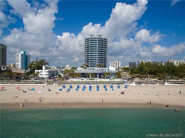 701 N Fort Lauderdale Blvd #114, Fort Lauderdale, FL 33304 (MLS #A10618241) :: Prestige Realty Group