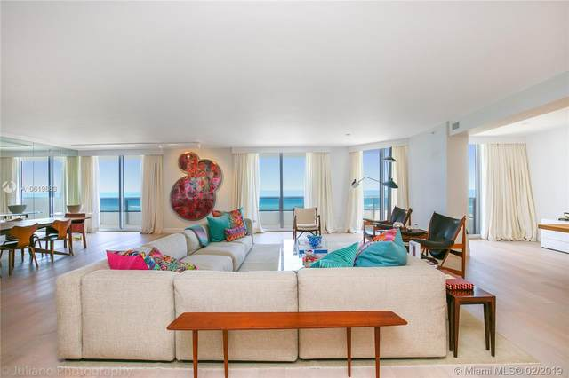 5801 Collins Ave #500, Miami Beach, FL 33140 (MLS #A10619683) :: Green Realty Properties