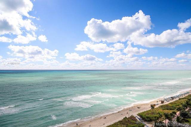 6917 Collins Ave Ph03, Miami Beach, FL 33141 (MLS #A10624791) :: Ray De Leon with One Sotheby's International Realty
