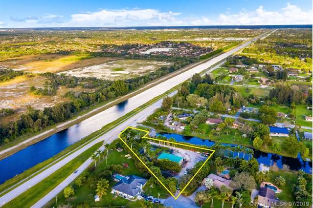 4800 SW 201st Ter, Southwest Ranches, FL 33332 (MLS #A10625631) :: The Teri Arbogast Team at Keller Williams Partners SW