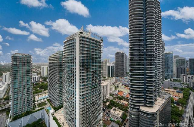 1080 Brickell Ave #3405, Miami, FL 33131 (MLS #A10627991) :: ONE Sotheby's International Realty