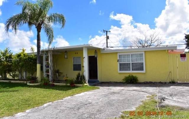 14970 Leisure Dr, Homestead, FL 33033 (MLS #A10628243) :: Berkshire Hathaway HomeServices EWM Realty
