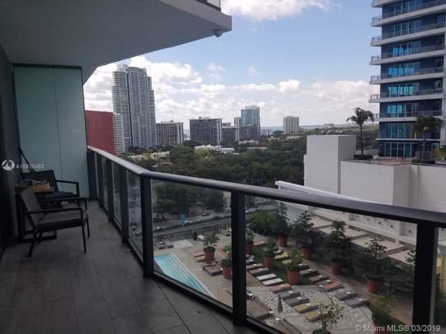 1300 S Miami Av #1407, Miami, FL 33130 (MLS #A10635483) :: The Adrian Foley Group