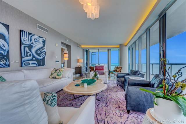 17121 Collins Ave #3001, Sunny Isles Beach, FL 33160 (MLS #A10638144) :: Green Realty Properties