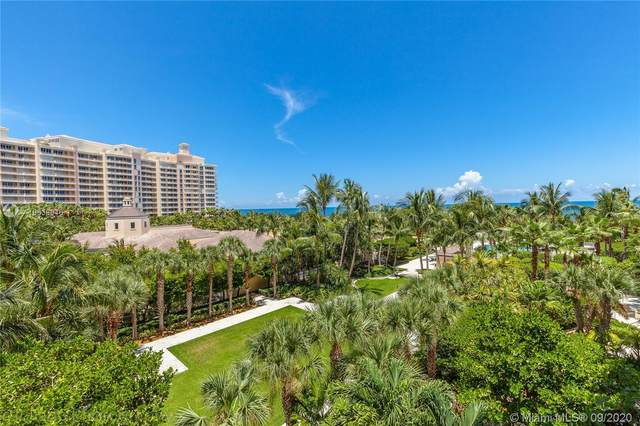 799 Crandon Blvd #608, Key Biscayne, FL 33149 (MLS #A10638646) :: ONE Sotheby's International Realty