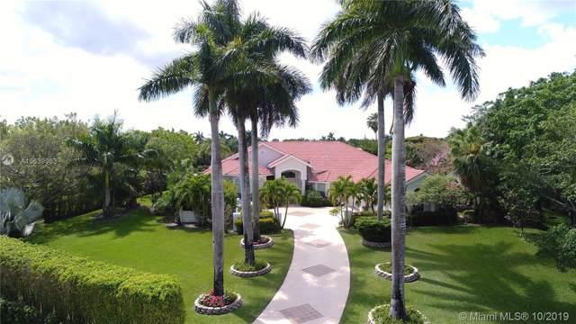 3280 Paddock Rd, Weston, FL 33331 (MLS #A10639963) :: The Teri Arbogast Team at Keller Williams Partners SW