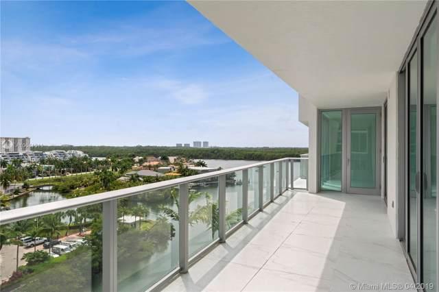 300 Sunny Isles Blvd. #802, Sunny Isles Beach, FL 33160 (MLS #A10641611) :: Carole Smith Real Estate Team