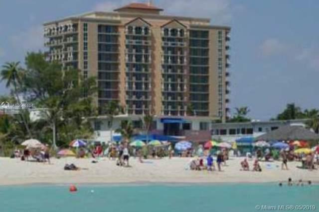 17555 Atlantic Blvd Ph2, Sunny Isles Beach, FL 33160 (MLS #A10646104) :: Castelli Real Estate Services