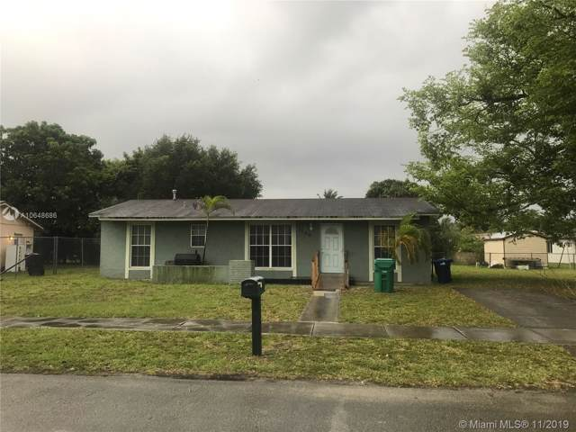 3280 NW 197th St, Miami Gardens, FL 33056 (MLS #A10648686) :: Berkshire Hathaway HomeServices EWM Realty
