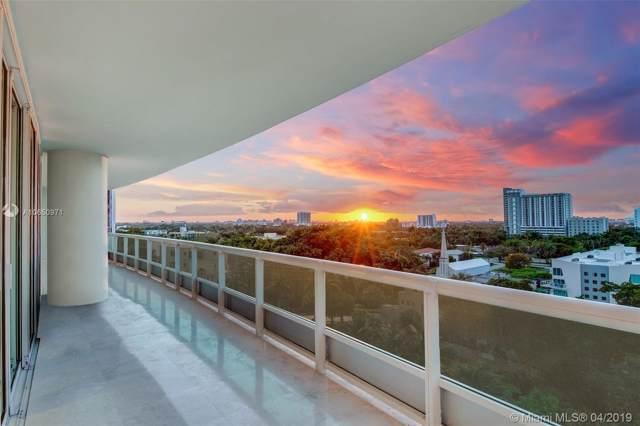 1643 Brickell Av #1106, Miami, FL 33129 (MLS #A10650971) :: Prestige Realty Group