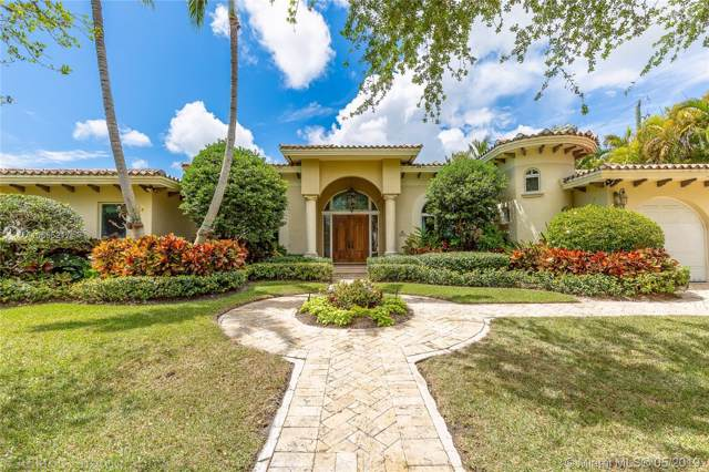 7224 SW 53rd Pl, Miami, FL 33143 (MLS #A10655217) :: Green Realty Properties