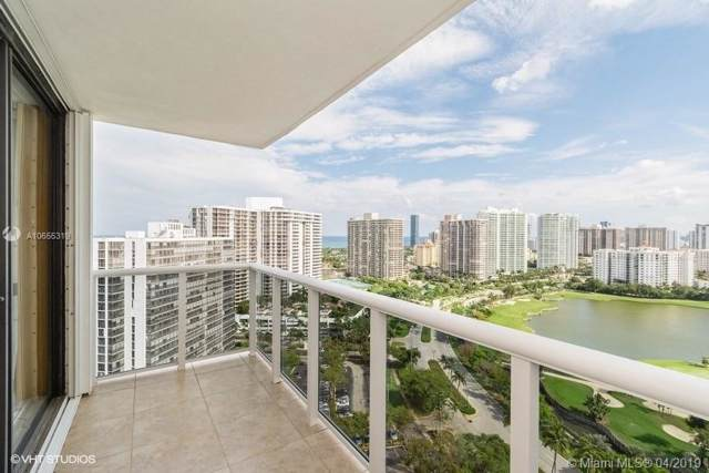3675 N Country Club Dr #2403, Aventura, FL 33180 (MLS #A10655319) :: The Riley Smith Group