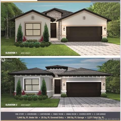 16869 SW 109 Pl, Miami, FL 33157 (MLS #A10655346) :: Laurie Finkelstein Reader Team