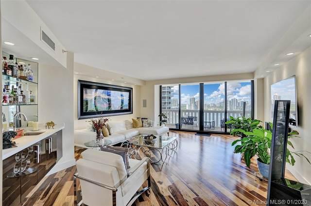 3000 Island Blvd #2403, Aventura, FL 33160 (MLS #A10655812) :: Castelli Real Estate Services