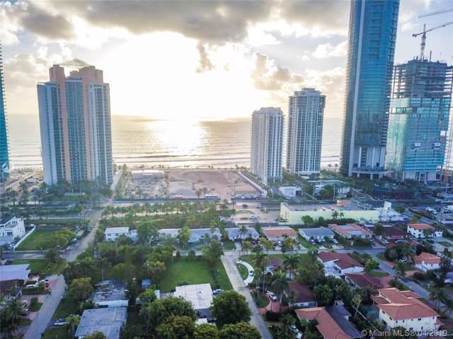 201 188th St, Sunny Isles Beach, FL 33160 (MLS #A10656857) :: Grove Properties