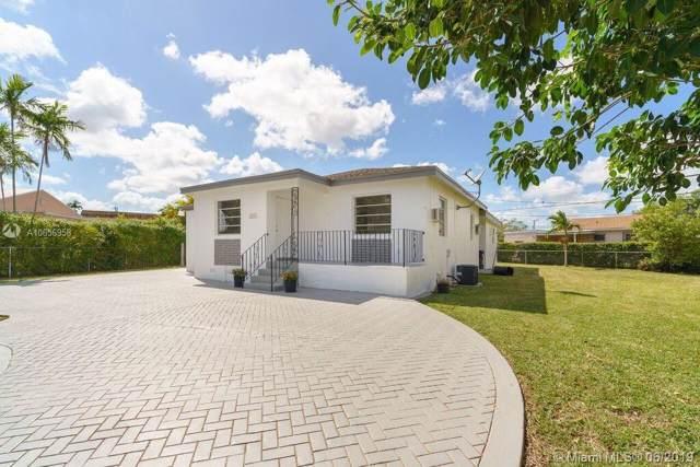 6551 SW 16 Ter, West Miami, FL 33155 (MLS #A10656958) :: Berkshire Hathaway HomeServices EWM Realty