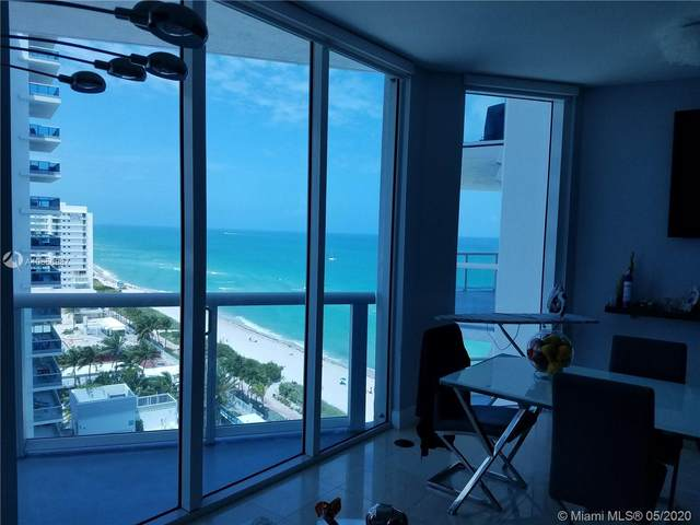 6515 Collins Ave #1501, Miami Beach, FL 33141 (MLS #A10656987) :: Search Broward Real Estate Team