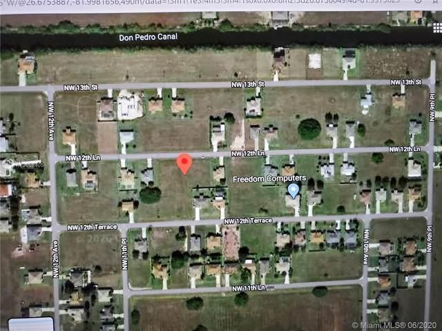 1112 NW 12 LN, Cape Coral, FL 33993 (MLS #A10658405) :: Douglas Elliman
