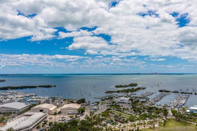 2821 S Bayshore Dr Uph-B Dr Uph-B, Coconut Grove, FL 33133 (MLS #A10660341) :: Berkshire Hathaway HomeServices EWM Realty