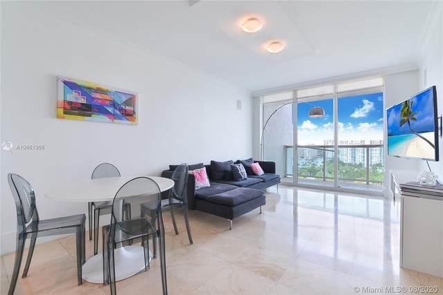 3201 NE 183rd St #1604, Aventura, FL 33160 (MLS #A10661306) :: Ray De Leon with One Sotheby's International Realty
