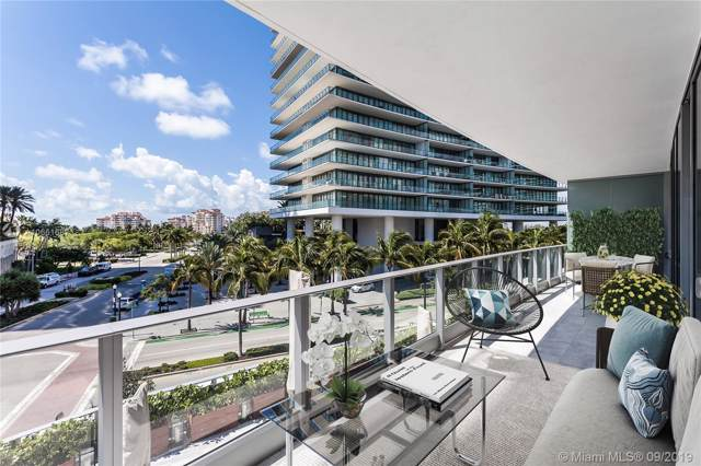 801 S Pointe Dr #306, Miami Beach, FL 33139 (MLS #A10661687) :: The Jack Coden Group