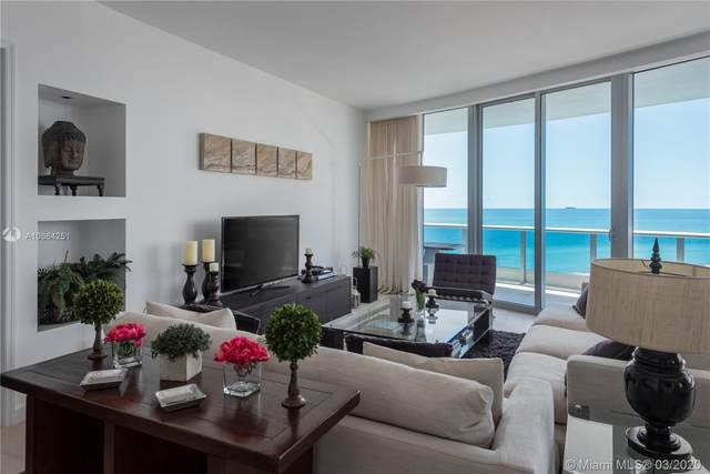 5959 Collins Ave #1202, Miami Beach, FL 33140 (MLS #A10664251) :: ONE Sotheby's International Realty