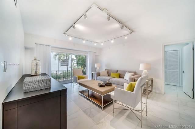 1239 Mariposa Ave #2, Coral Gables, FL 33146 (MLS #A10666366) :: Berkshire Hathaway HomeServices EWM Realty