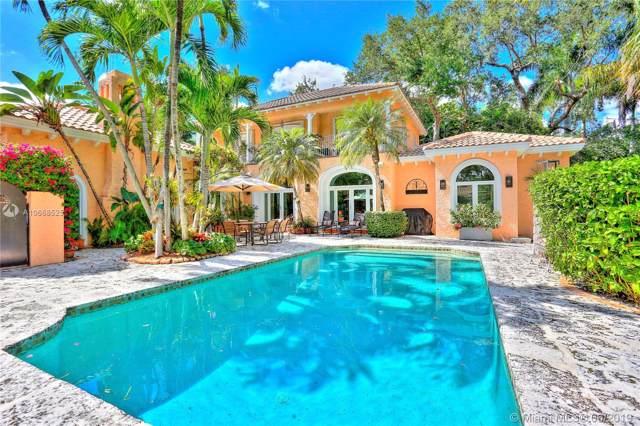 3845 Wood Ave, Miami, FL 33133 (MLS #A10668525) :: Albert Garcia Team