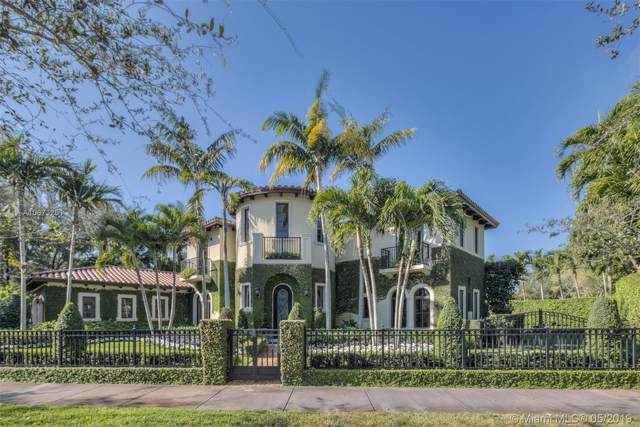 5820 Augusto St, Coral Gables, FL 33146 (MLS #A10673251) :: The Riley Smith Group