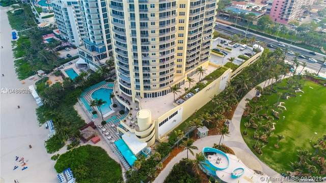 17375 Collins Avenue #2603, Sunny Isles Beach, FL 33160 (#A10673908) :: Posh Properties