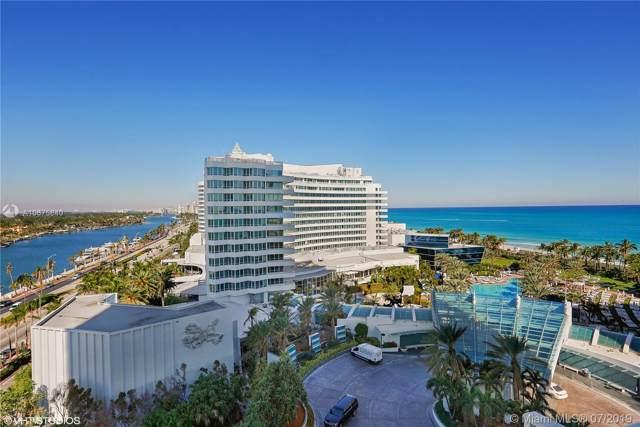 4401 Collins Ave #1007, Miami Beach, FL 33140 (MLS #A10675840) :: Patty Accorto Team