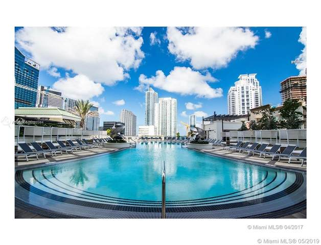 999 SW 1st Ave #2717, Miami, FL 33130 (MLS #A10676520) :: Team Citron