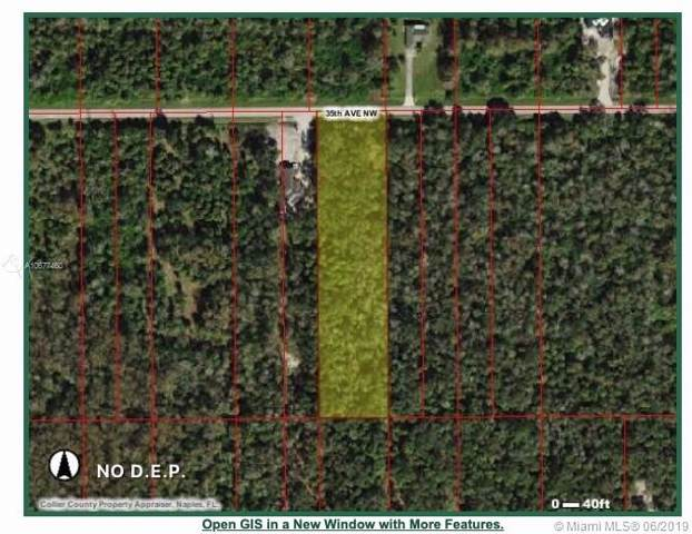 735 NW 35 Avenue, Other City - In The State Of Florida, FL 34120 (MLS #A10677460) :: Grove Properties
