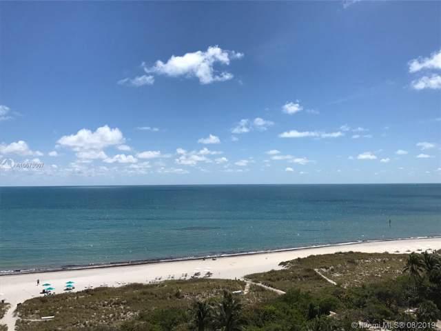 177 Ocean Lane Dr #1209, Key Biscayne, FL 33149 (MLS #A10678007) :: Castelli Real Estate Services