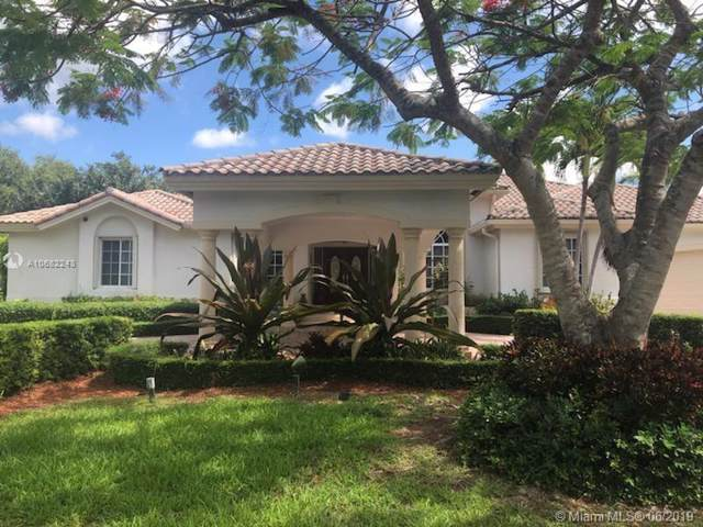 9591 SW 124th Ter, Miami, FL 33176 (MLS #A10682243) :: Grove Properties