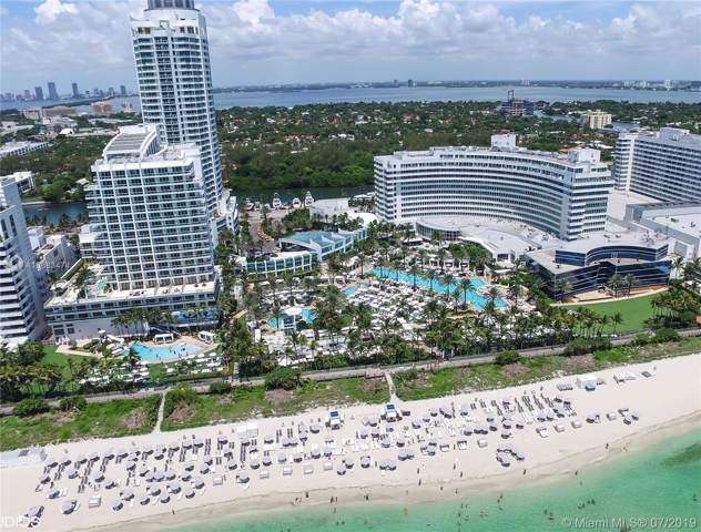 4401 Collins Ave #1408, Miami Beach, FL 33140 (MLS #A10683474) :: Patty Accorto Team