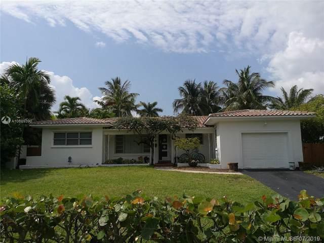 1070 NE 105th St, Miami Shores, FL 33138 (MLS #A10689390) :: Berkshire Hathaway HomeServices EWM Realty