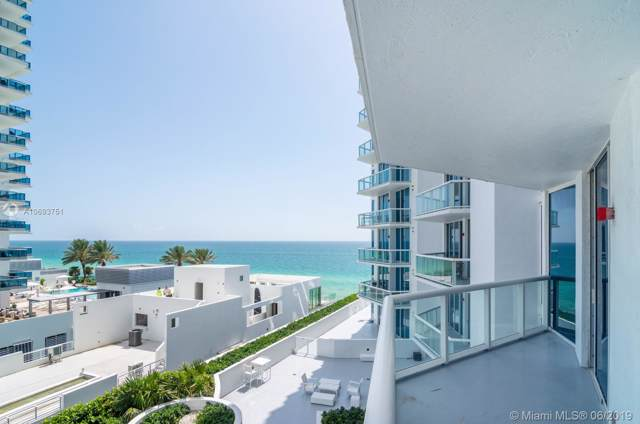 6515 Collins Ave #810, Miami Beach, FL 33141 (MLS #A10693751) :: Green Realty Properties
